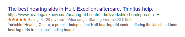 Best hearing aids Hull